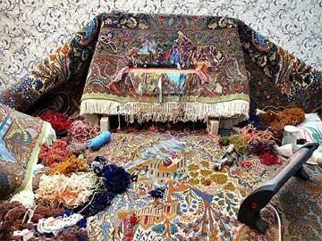 قالیشویی در خواجه نظام