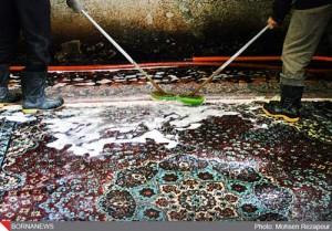 قالیشویی پاک مهر