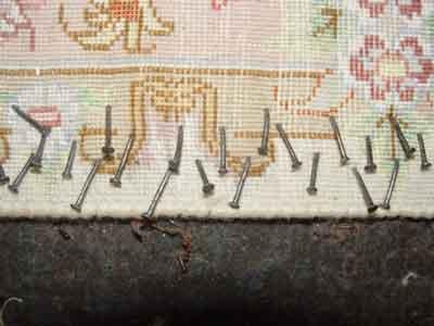 قالیشویی نزدیک گمرک