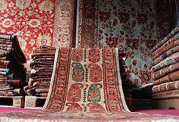 قالیشویی در شاهین شمالی