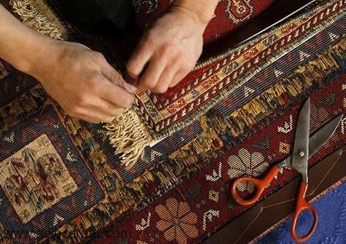 قالیشویی کارگرشمالی