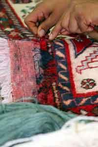 قالیشویی اطراف جمهوری