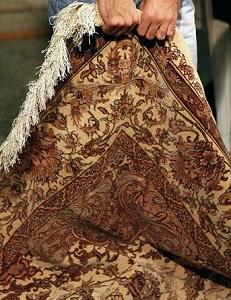 قالیشویی درنعمت آباد