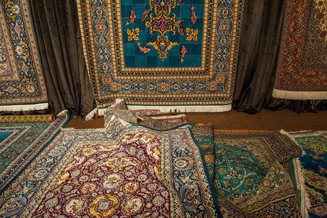 قالیشویی در شیان