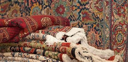 قالیشویی در خیایان امام خمینی نیشابور