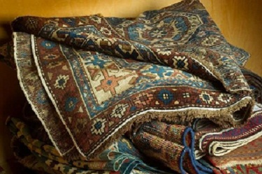 قالیشویی در محدوده پل صدر